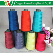 Recycled material hardcover book binding nylon polyester embroidery thread for sewing machinery