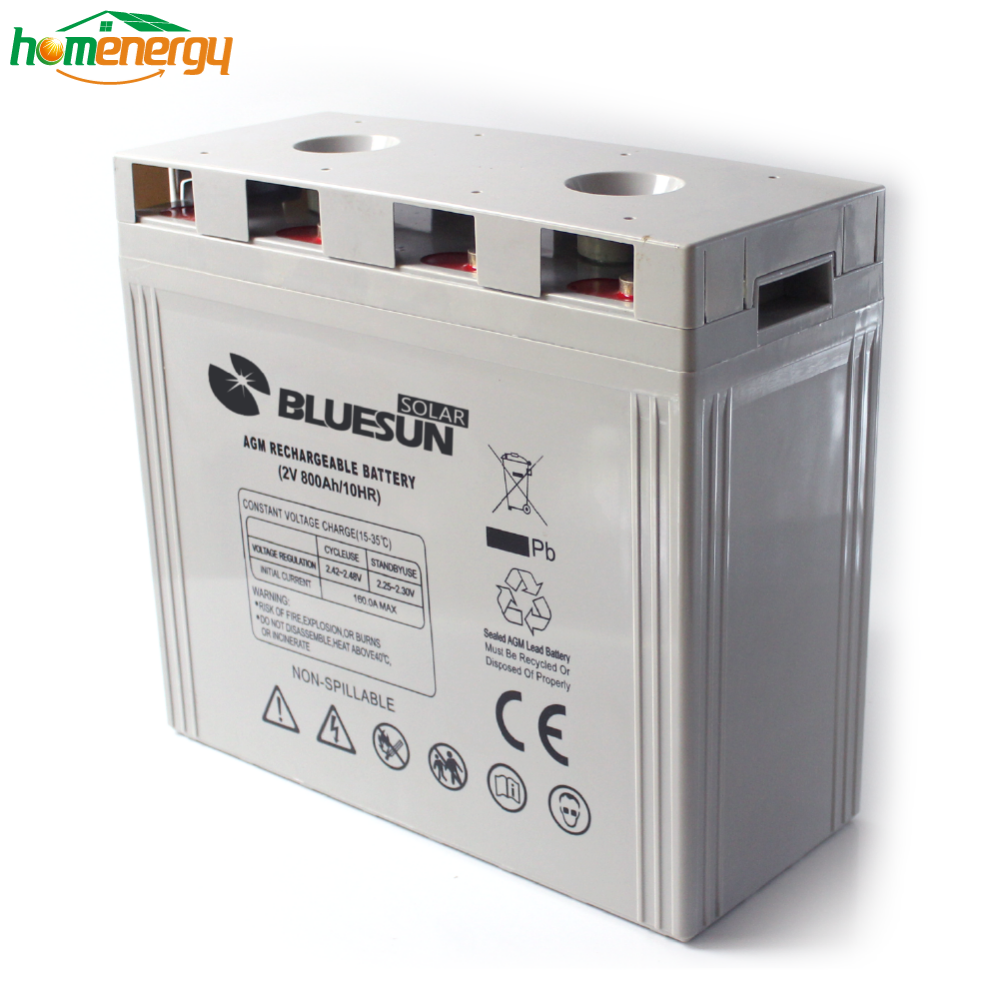 China Best Supplier Lead Acid Battery 12V For Solar Power System