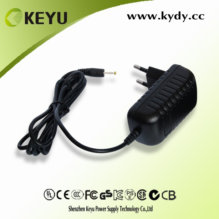 Wall charger , plug-in ac dc power adapter ,12v 700ma AC DC Power Supply