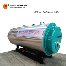 Hot selling Liquid Propane Gas lpg gas fired steam boilers