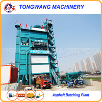 hot sale LB800 asphalt mixing plant with ISO