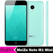 Hot New Products For 2015 Meizu m1 note mini Meilan Mobile phone 5.0 Inch 1280x768 Android quad Core 4G LTE FDD Cell phone