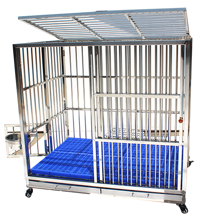 Surgical Moveable Electric Vet Wholesale Dog Cages Modular Dog Transport Cage