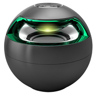 New Design Bluetooth Ball Speaker Subwoofer with Colourful Light
