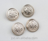 Metal button jeans button direct China garment accessories