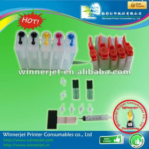 Ciss Continuous Ink Supply System For Canon IP4200/IP4300/IP5300/IP6600 printer (PGI-5,CLI-8) CISS