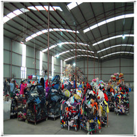 used clothing bundle and factory second hand clothing