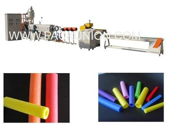 Polyethylene Foam Pool Noodle Machine