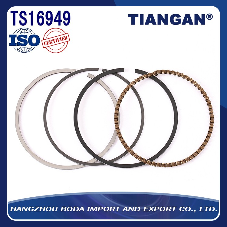 New arrival latest design cam fitting auto engine part for 4s-fe piston ring made in china