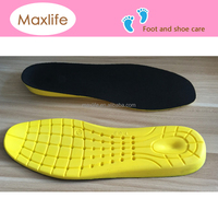 JAW2979 black mesh antistatic pu insole, sport insole
