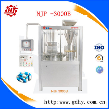 NJP-3000B Fully automatic capsule filling machine for capsule and granule