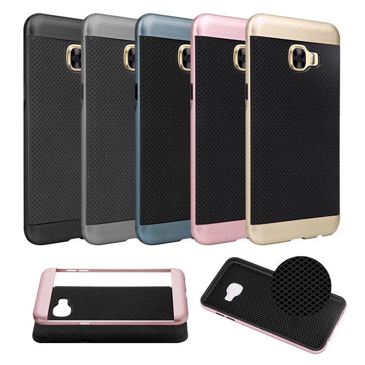 Armor Phone Case TPU PC Phone Case For Samsung Galaxy C5