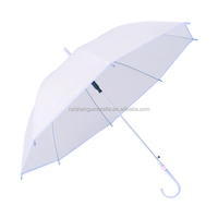 Auto open EVA fabric dollar store umbrella