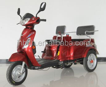 2015 New design 3 wheel motorized cargo tricycle