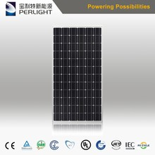 Perlight High Efficency A Grade Mono 310W 320W 330W Solar Panel and Battery Thin Film Solar Cell