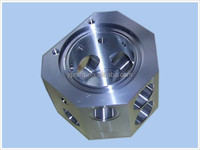 anodized precision machined parts, stainless steel 5 axis cnc finish machining parts