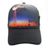 Photo Print Trucker Hat Trucker Hat