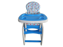 Baby Blowing High Chair with EN14988 and EN71-3