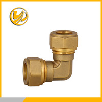 Taizhou Yapai Sanitary Product Brass Plumbing Pipe Fitting with top quality