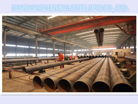SSAW/spiral submerged arc welding pipe API 5L standard