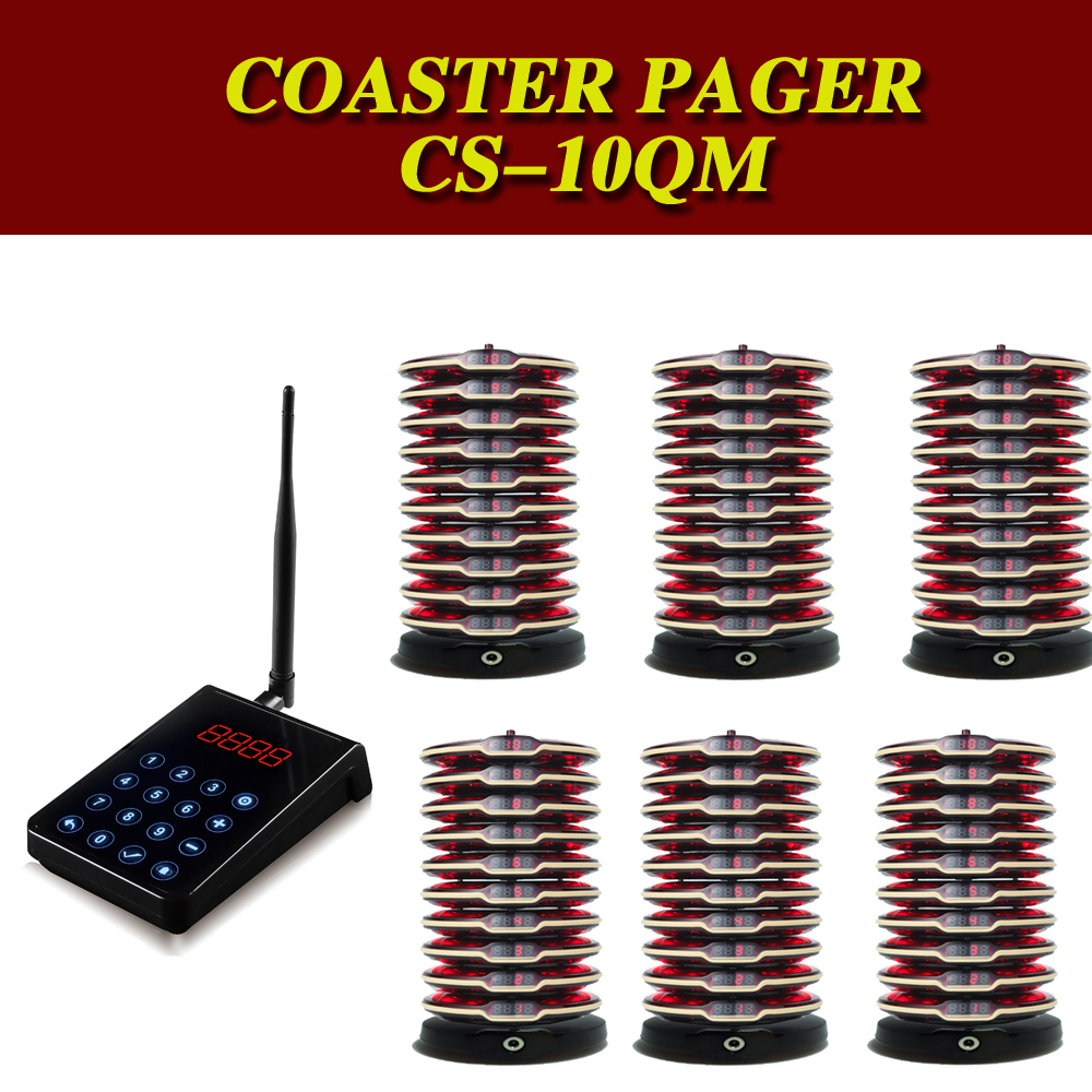 The whole network technology the most advanced products Restaurant Wireless Service Calling System