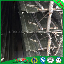 Durable steel truss lattice girder for concrete Steel bars truss deck TD7-130 Used in-situ concrete structure(RC) buildings