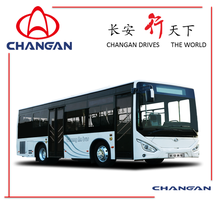 30-40 seater Low floor city bus Hyundai model