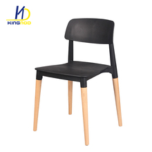 Cheap Plastic Chair For Garden Stackable Outdoor Chair PP Leisure Chair For Dining Room Wholesale