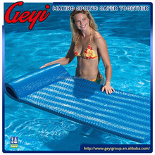 Dipping Swimming Pool Floats Swimming Floating Mat Pool Water Lounger Floating Mat