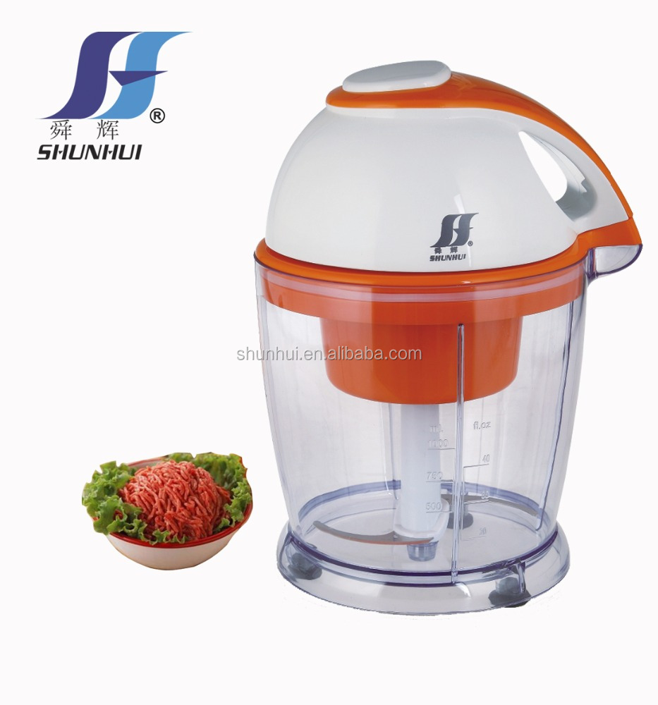Max Capacity:200g 300W Double Blades Mini chopper