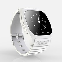 Wholesale ce rosh smartwatch with pedometer for android and ios smart health watch oem M26