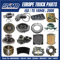 More than 1000 different Volvo F12 truck parts