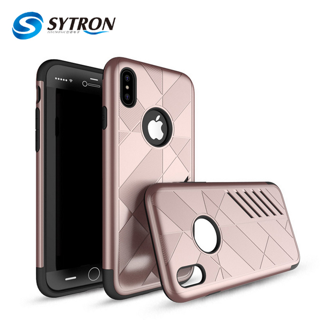 Custom Case For Iphone x Hybrid Hard Case Mobile Phone,For Iphone x Protective Case Cover Oem