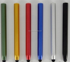 Hexagonal metal touch pen heavy styluse pens capacitive touch pens for promotional gifts