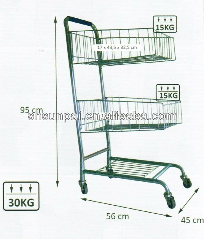 File Trolley for office