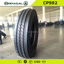 COMPASAL HOT SALE GCC, ECE certified tire 1100R20 1000R20 1200r24 truck tyres prices