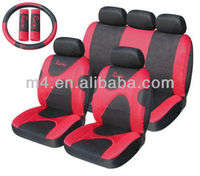 full set auto seat cover pack
