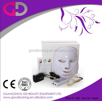 hot selling skin care PDT mask photon dynamic treatment LED mask with factory price