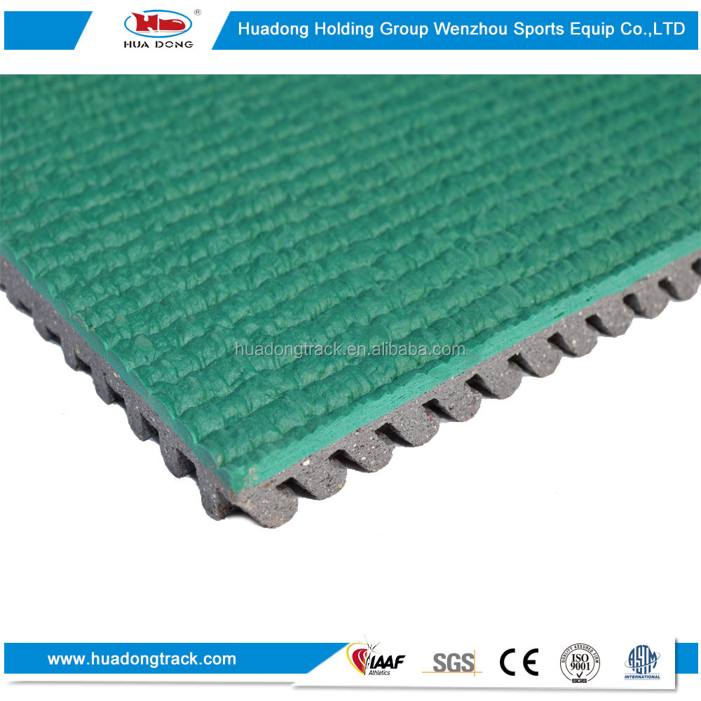IAAF rubberize running track surfacing materials sports runway