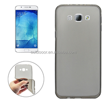 Ultrathin TPU Protective Case for Samsung Galaxy A8