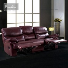 Okin recliner type leather recliner sofa lazy sofa for sale