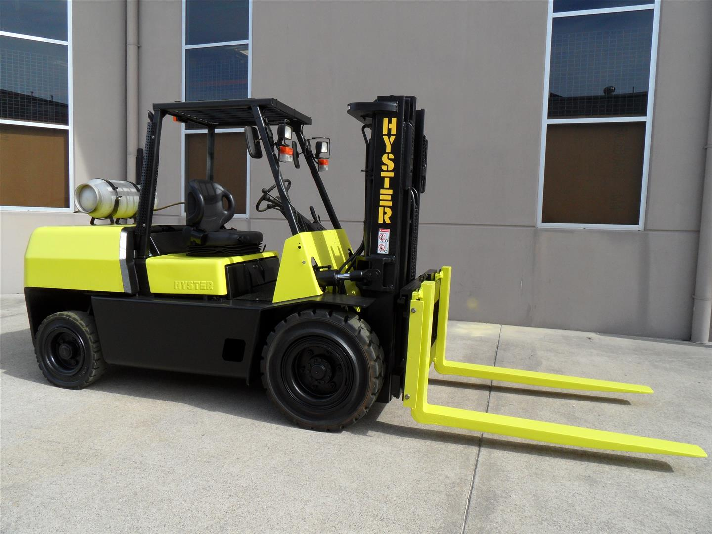 HYSTER forklift , model H 4.50 XL