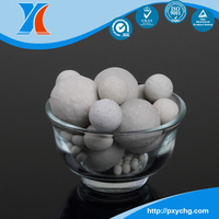 Inert Alumina Ceramic Ball as Packing in the Columns