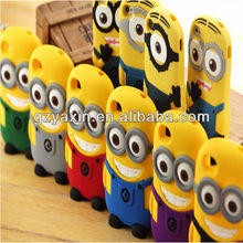 3D Cute Despicable Me Minion Case For iPhone 5 5S