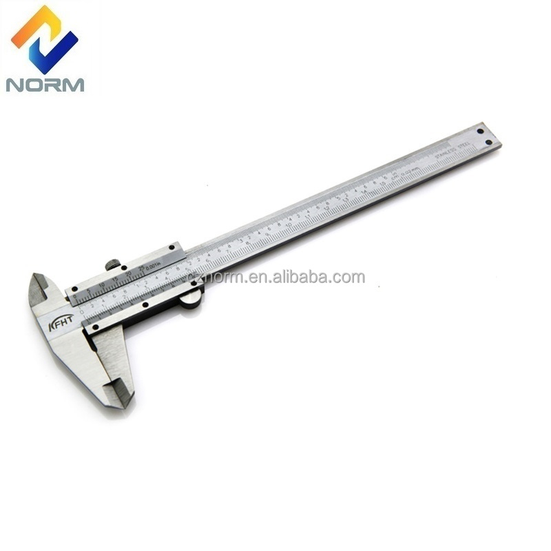 stainless steel 0-150cm / 0-6'' mechanical vernier caliper