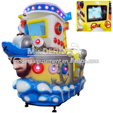 China coin operated touch screen video game