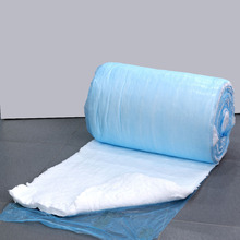 Easy processing and Environmental fiberglass thermal insulation blanket