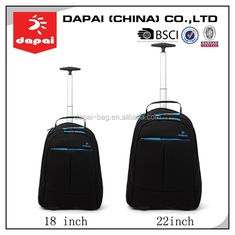 Laptop Wheeled Backpack,Laptop Backpack With Trolley
