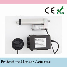 ECO-WORTHY 14 Inch Stroke Linear Actuator 12 Volt 330 Pounds Lbs Maximum Lift with Wireless Remote Control Kit