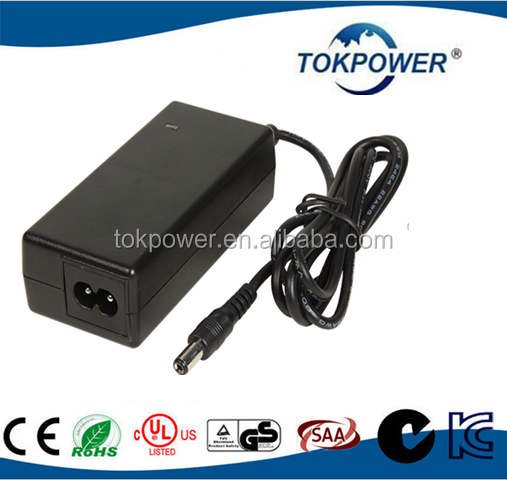 Desktop power adapter 90W Switching Power Supply with 19/4.74, 24/3.75, 12V/7.5A Output, CE, GS Marks and Energy Star VI